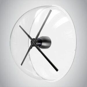 Suojakupu HYPERVSN Dome L – 75cm laitteelle